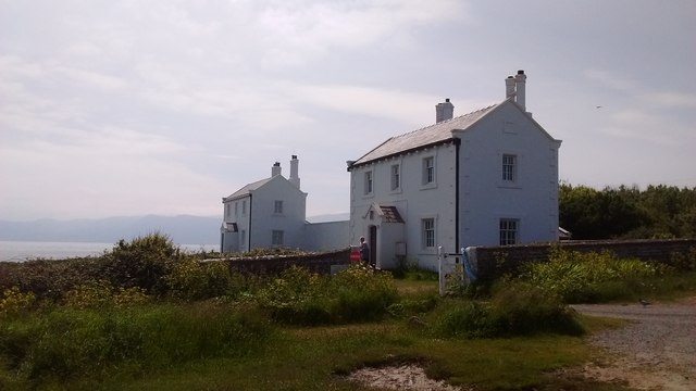 Former Lighthouse Keepers' Cottages