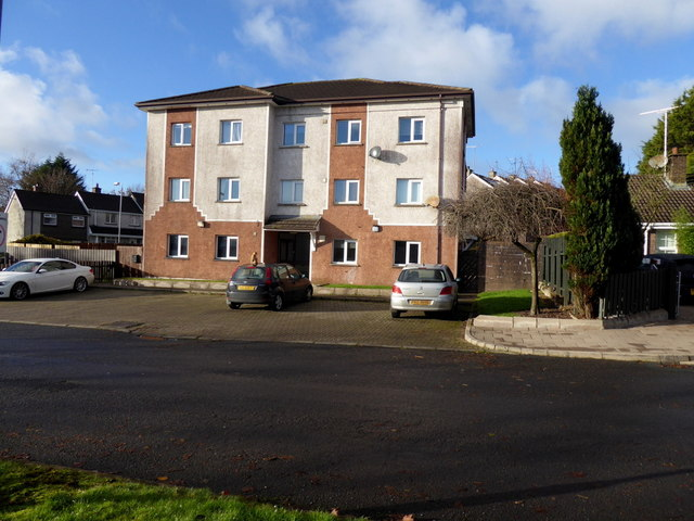 Apartments, Winters Gardens, Omagh