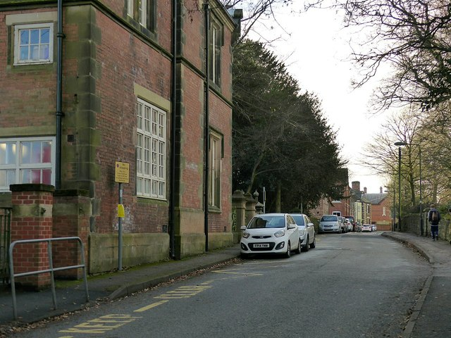 Church Street, Riddings