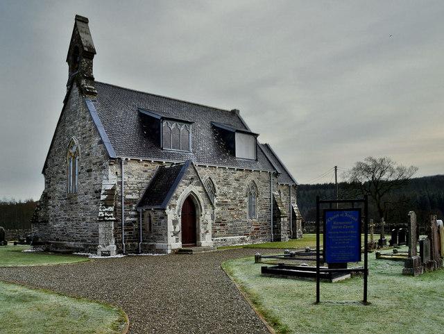 Baronscourt Parish Church of Ireland