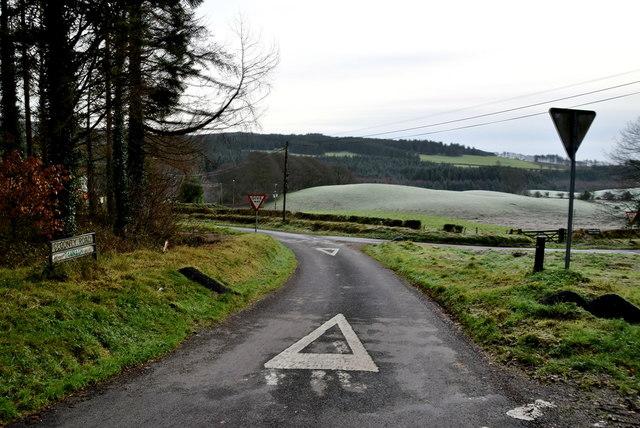 Cloonty Road, Tamnagh