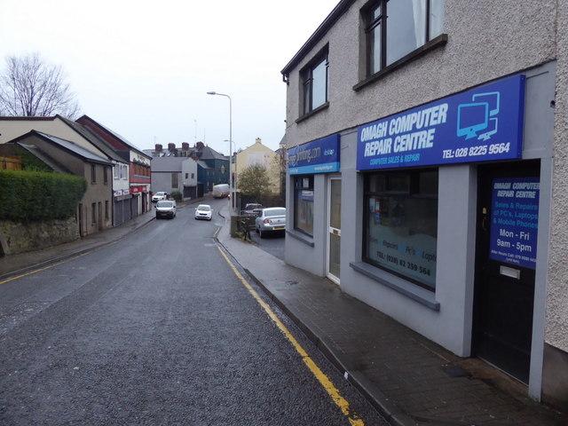 Kevlin Road, Omagh