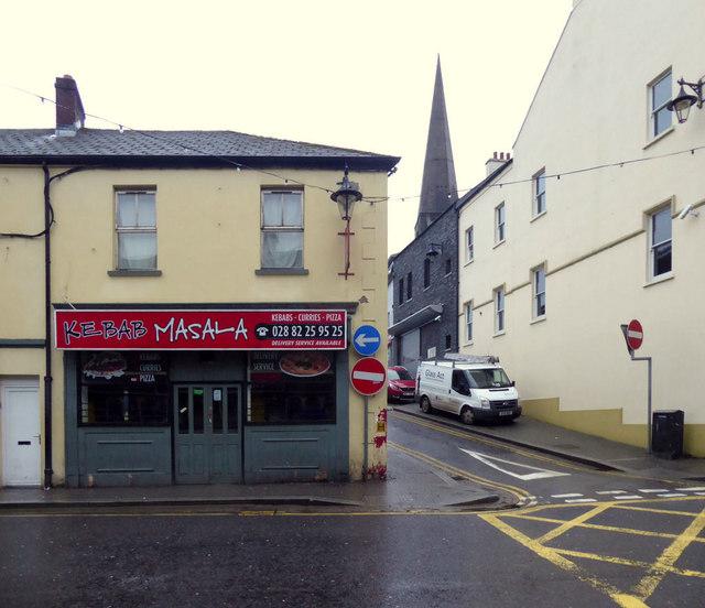 Kebab Masala, Omagh