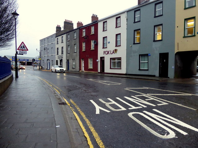 James Street, Omagh