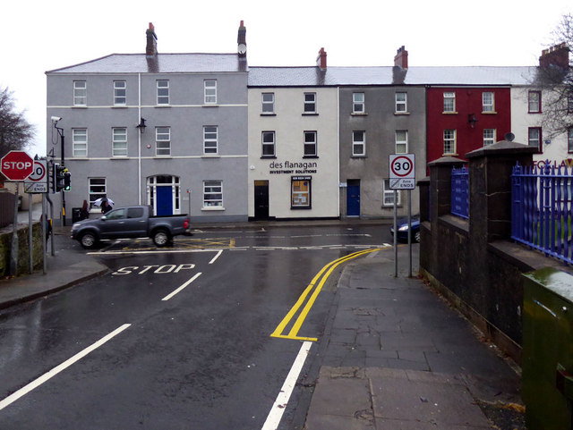 Fairmount Road, Gallows Hill, Omagh