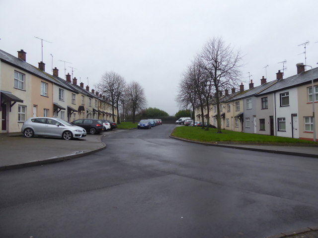 Westview and Eastview Terrace, Omagh