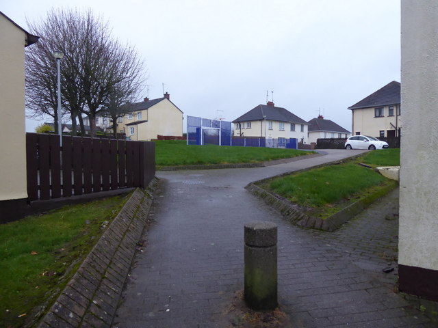 Play area, Gallows Hill, Omagh