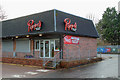 NS2943 : Peppe's fish, chip and pizza shop in Kilwinning, North Ayrshire, Scotland by Garry Cornes