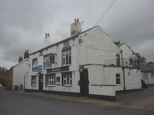 The Punchbowl, Churchtown - closed