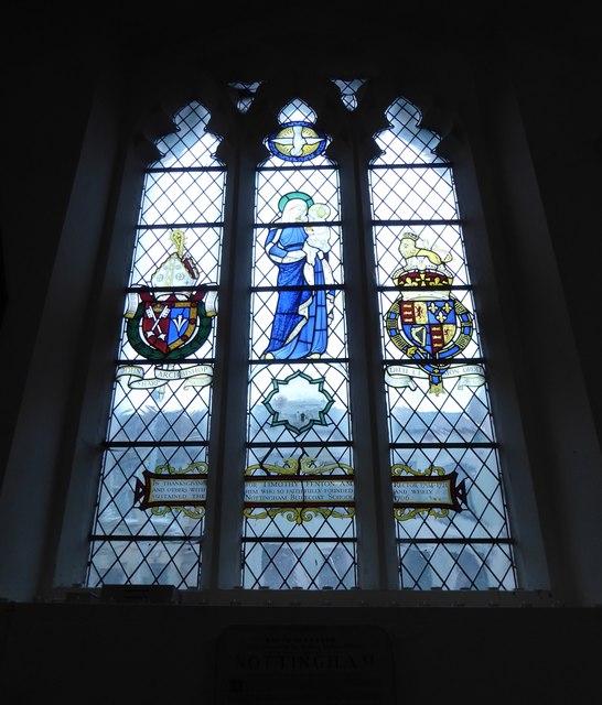 Inside St Peter, Nottingham (IV)