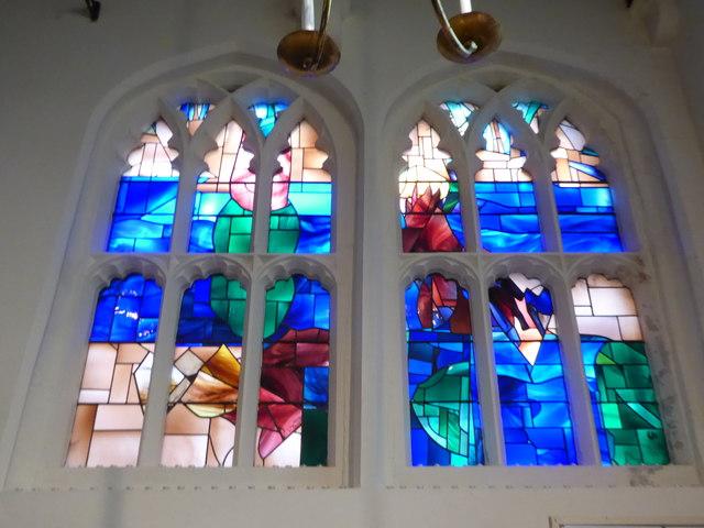 Inside St Peter, Nottingham (VIII)