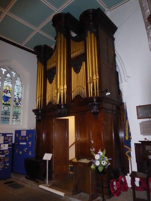 Inside St Peter, Nottingham (XI)