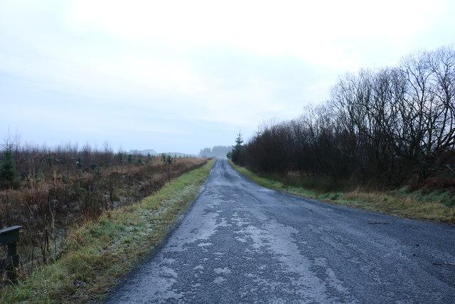 Road to Glenluce