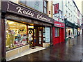 H4572 : Kelly Chemist, High Street, Omagh by Kenneth  Allen