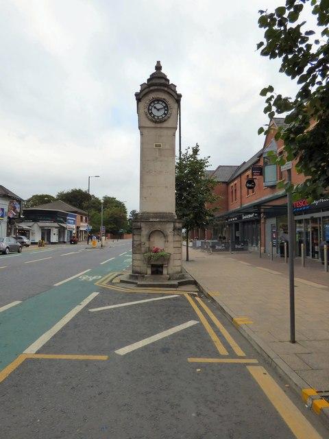 Rhodes Memorial Clock Tower