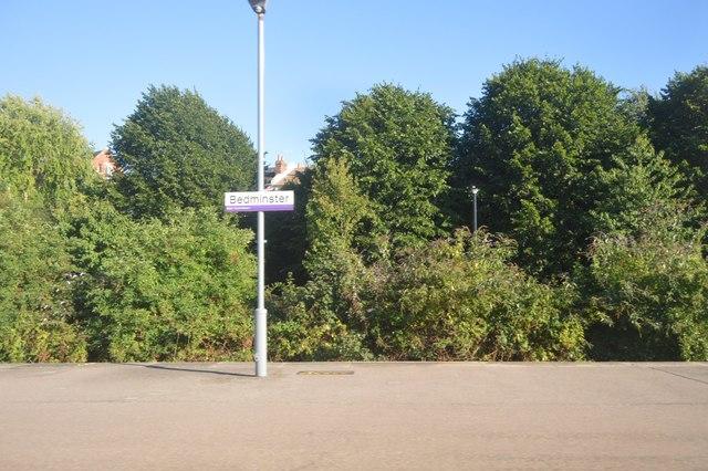 Bedminster Station
