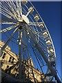 SK3587 : The Big Wheel under a deep blue sky by Graham Hogg