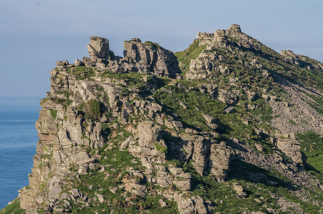 Castle Rock and Rugged Jack