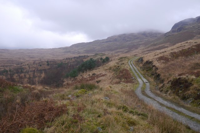 Comer to Cailness road