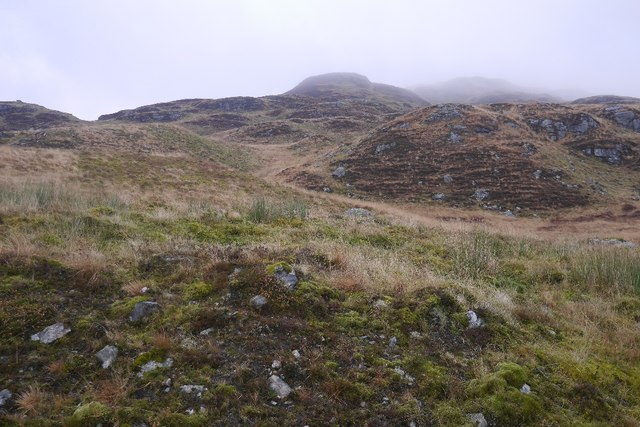 South side of Cruachan