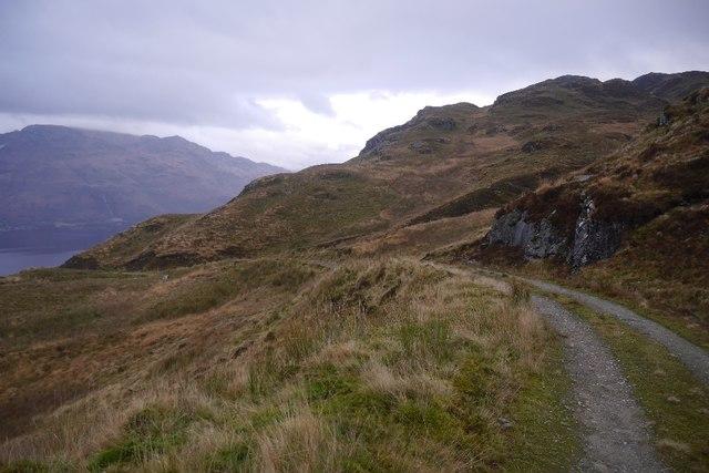 Descent to Cailness