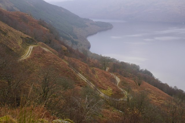 Road to Cailness, Loch Lomond