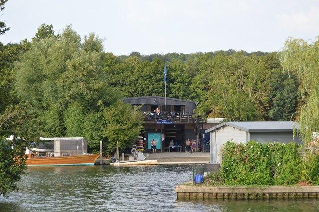 Henley Rowing Club by N Chadwick