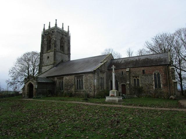 St. Leonard's church Beeford