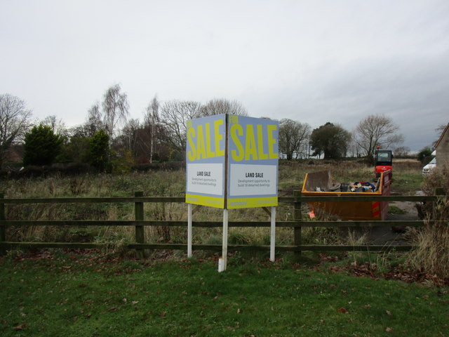 Development land, Beeford