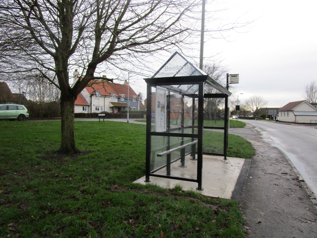 Bus shelter, Beeford