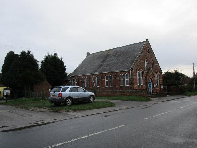 Beeford Methodist Church