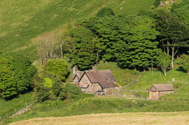 Top Lodge, Lee Abbey