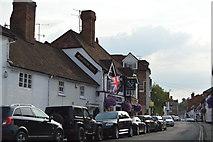 SU7682 : Anchor Inn by N Chadwick