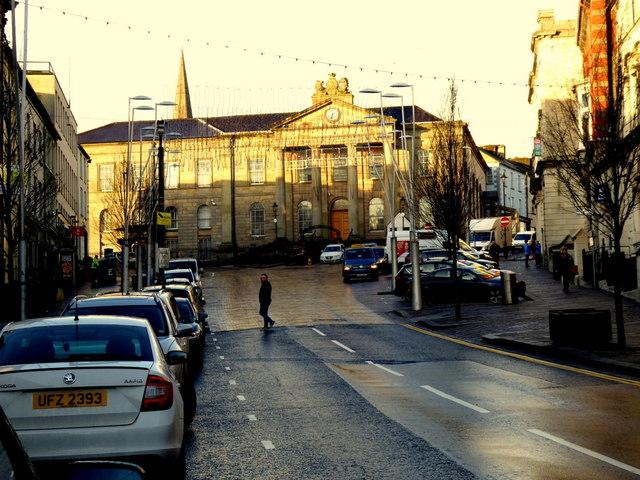 Golden sunlight, Omagh
