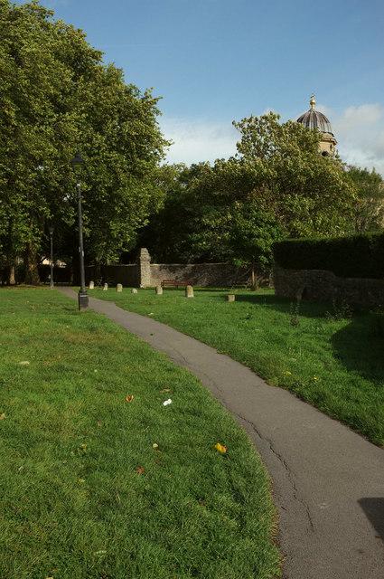 Path, Redland Green