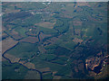 NS9341 : The Carstairs meanders from the air by Thomas Nugent