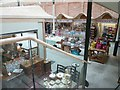 SO1091 : Newtown Market Hall - September 2015 by Penny Mayes
