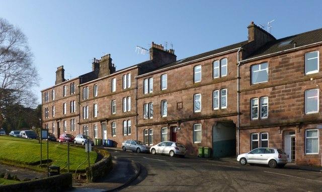 Veir Terrace, Dumbarton