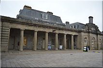 SX4653 : Royal William Yard - police building by N Chadwick
