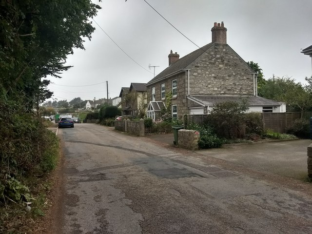 Rospeath Lane at Crowlas