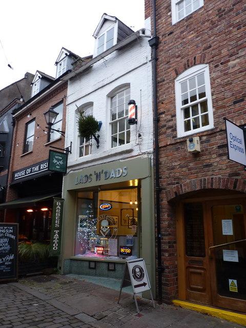 22 Butcher Row, Shrewsbury