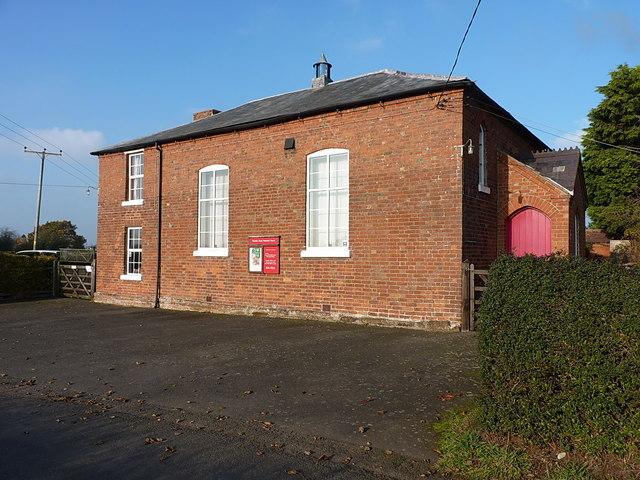 Ellerdine Heath Methodist Chapel
