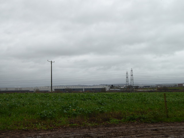 Field off Mosshayne Lane
