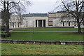 SP6737 : School buildings at Stowe by Bill Boaden