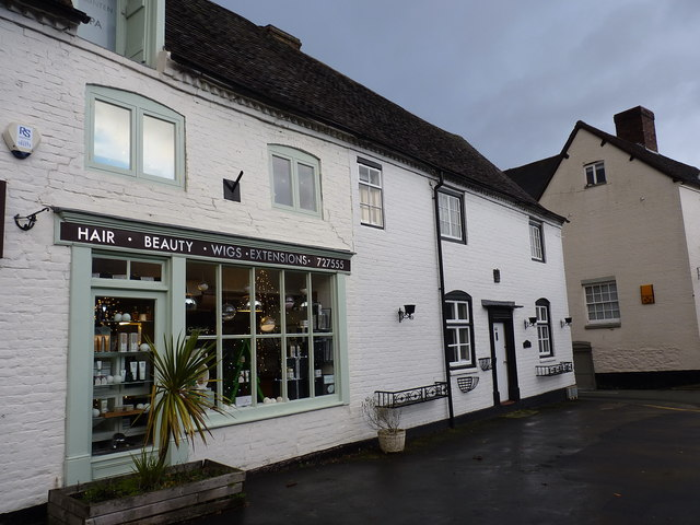44 & 45 High Street, Much Wenlock