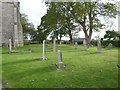 TF1765 : Churchyard, St Peter, Stixwould by David Smith