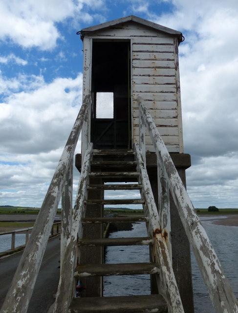 Refuge on the Lindisfarne Causeway