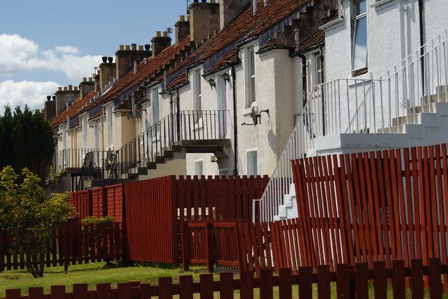 Terraced houses, Denbeath