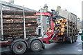 SD7152 : The Log Trailer by Bob Harvey
