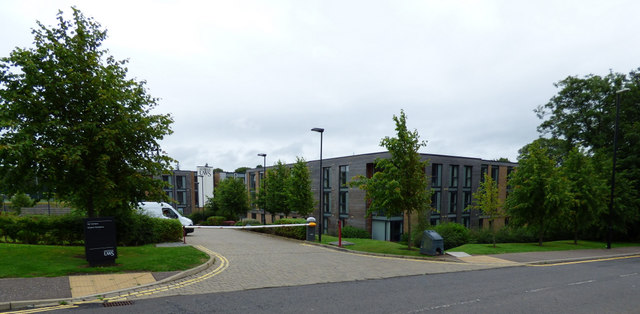 University of the West of Scotland Ayr Campus